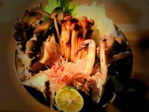鍋 渡り蟹 鍋